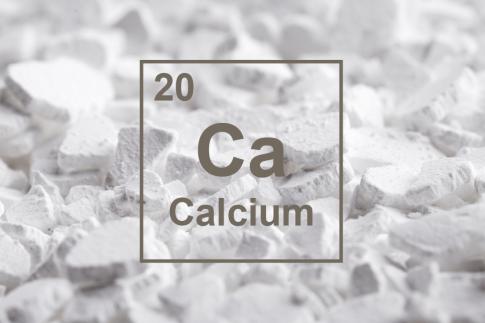 Calcium put onze botten uit