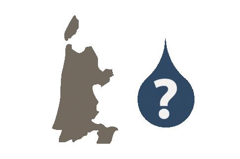 Zacht water in Noord-Holland is niet echt zacht
