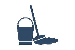 Hoe kun je efficiënt het huis schoonmaken?