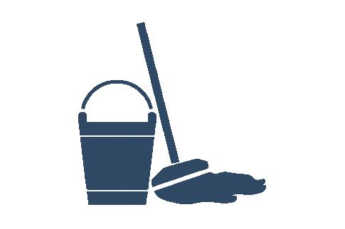 Hoeveel extra schoonmaakwerk kost het