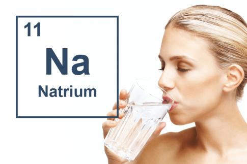 Hoeveel natrium voegt AquaCell toe