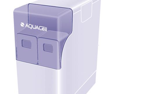Hoeveel zout verbruikt AquaCell