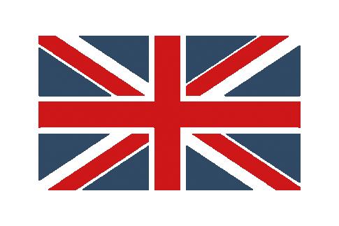 Productie gemaakt in Engeland