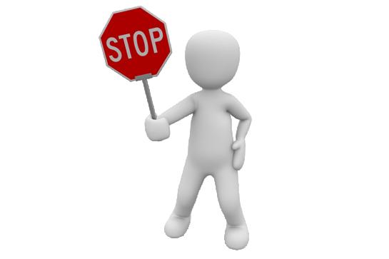 Stop kalkaanslag