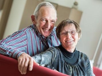 Sjaak en Gerda Keijzer