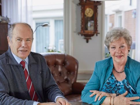Jetze en Martine van Lingen