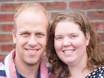 Bernard en Jenny Mulder