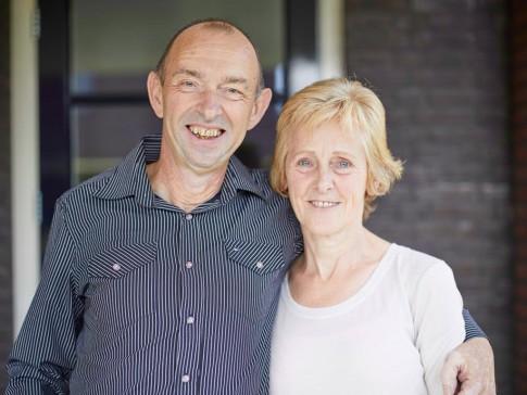 Geert en Nel Antonis