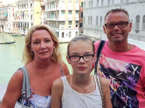 Familie Van der Plas