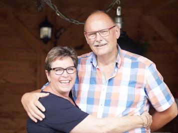 Henk en Bergitta Vrijkotte