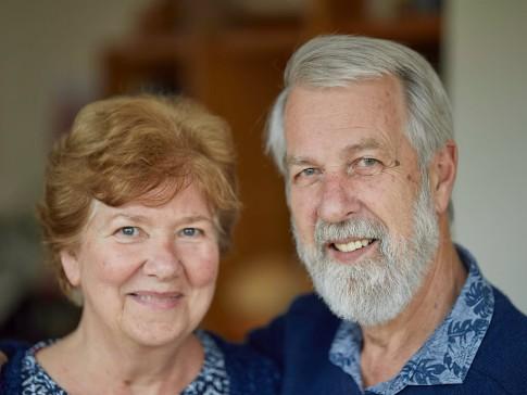 Pim en Hannie de Jong