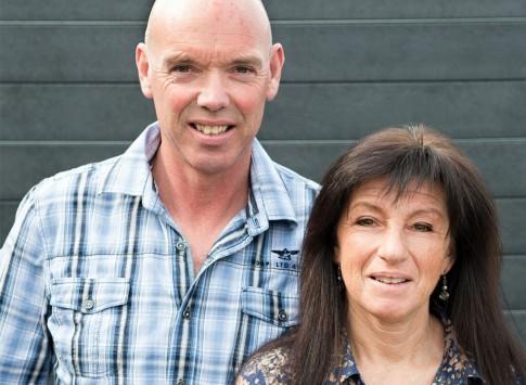William en Sandra Dhondt