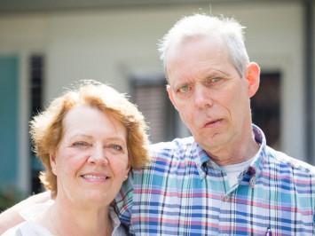 Erna en Ron Postma