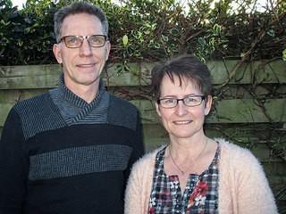 Arjen en Jannie Meinen