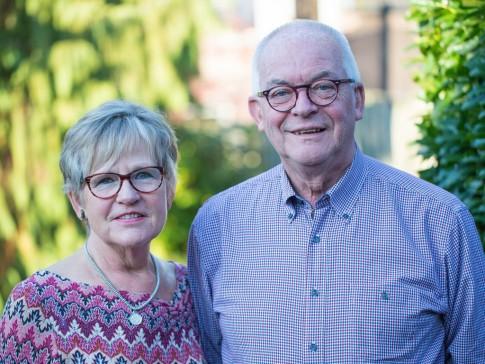 Henny en Tineke van Lieshout