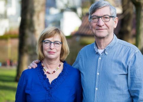 Noud en José Velthoven