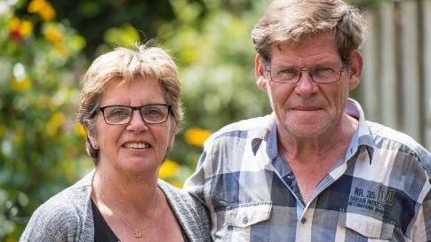 Jan en Petra Bokkers