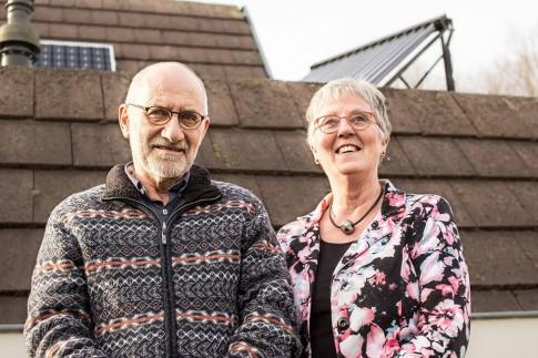 Theo en Lyske Boersma